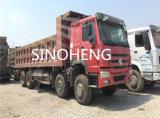 Camion à benne basculante de tombereau de Sinotruk HOWO A7 à vendre