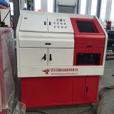 Machine de gravure à grande vitesse de découpage de laser de pipe en métal