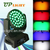 36PCS 10W RGBW 4in1 Wash zoom Etapa de iluminación LED