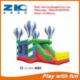 Terrain de jeux intérieur château gonflable pour les enfants