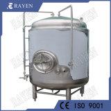 Sanitaire Brite van het Bier van de Apparatuur van het Bier van het Roestvrij staal Tank