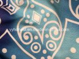 Runder Großhandelszoll gedrucktes Nickerchen machendes Microfiber Mandala-Badetuch