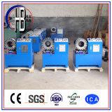 Venda a quente 12V DC conexão de alta precisão de borracha da máquina de crimpagem Swager Ferramentas de Crimpagem