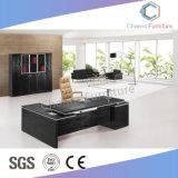 Деревянная мебель в форме буквы L Управление письменный стол с выдвижной ящик (CAS-MD18A06)