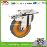 125mm de Pu Vaste Gietmachine van het Roestvrij staal (D104-36E125X35B)