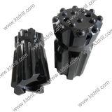 bit concentrare di goccia T38 di 64mm con le punte di perforazione di Retarac dei tasti balistici
