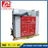 Usine du disjoncteur 12kv 1250A 3p 4p de vide de Vcb directe
