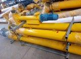 Convoyeur de vis à haute production de la colle pour la centrale de traitement en lots concrète