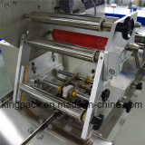 Польностью автоматический тип машина подушки упаковки еды