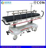 China-Krankenhaus kaufen Emergency ABS Leitschiene-Transport-anschließenbahre