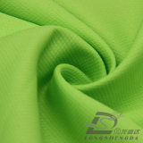 75D 230t Water & Wind-Resistant Sportswear Outdoor Down Jacket puntos Diamante tejido Jacquard 100% poliéster tela Pongee (E037)
