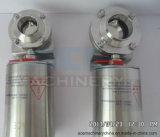 Vanne papillon pneumatique pneumatique sanitaire d'acier inoxydable (ACE-DF-7V)