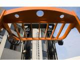 Carretilla elevadora eléctrica del apilador del alcance