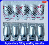 Тип полноавтоматическое среднее суппозиторие Zs-U скорости формируя заполняя машину запечатывания