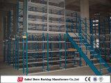 Cremalheira industrial do preço da plataforma do armazenamento de aço do armazém