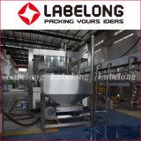 満ちるキャッピング機械機械装置を洗う24000bph自動飲料水