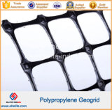 El Polipropileno para refuerzo de geomalla Biaxial pendiente/Highway/estabilización