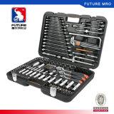 L'utensile manuale meccanico di 150 PCS ha impostato con la scatola di plastica