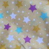 Flanelle de coton à 100%tissu imprimé pour dames pyjamas