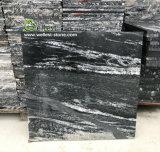 High-End G263 de Grijze Zwarte Graniet Opgepoetste Tegel van de Sneeuw voor de Bekleding van de Muur en het Behandelen van de Vloer