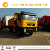 Hongyan Genlyon 6X4 25ton Camión Volquete con capacidad de cbm 18