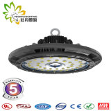 60/90 Grad-Objektiv 150lm/W UFO LED Highbay Light100 0W, industrielle Beleuchtung UFO-LED, LED-Lager Highbay Licht