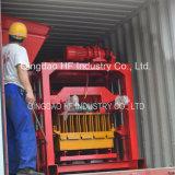 Formen des Betonstein-Qt4-35 für Einlage-den Block des Verkaufs-ENV, der Maschine herstellt