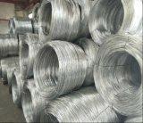 Galvanisierter weicher Gleichheit-Draht/verbindlicher Draht/galvanisierter Eisen-Draht