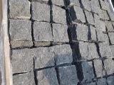 G684 de Zwarte/Grijze Straatsteen van het Basalt voor Tegel, het Vloeren