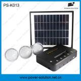 Système de d'éclairage solaire de C.C avec le chargeur mobile