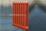 Радиатор грелки полотенца центрального отопления чугуна термостатический
