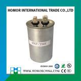 Condensatore della pellicola del polipropilene del condensatore di esecuzione del motore a corrente alternata Cbb65 5UF/450VAC Unexplosion