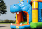 Hipona inflables inflables Casa Bouncer Bouncer combinado de diapositivas para bebés CB3003