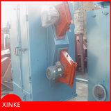 La macchina di granigliatura con Dirige-Drvien la rotella di scoppio
