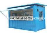 현대 휴대용 이동할 수 있는 Prefabricated 또는 조립식 다방 또는 바