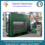 Máquina quadrada do secador do folheado da madeira compensada da câmara de ar