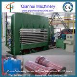 machine chaude de presse du contre-plaqué 500t hydraulique/presse contre-plaqué de contre-plaqué/machine feuilletantes de contre-plaqué faites face par film