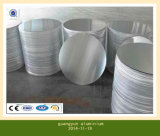 Buena embutición profunda Círculo de aluminio para Sartén 1050 1060 1100 3003