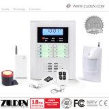 Rede dupla PSTN sem fios & GSM Alarme de Segurança em Casa