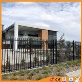 Omheining van de Veiligheid van het Aluminium van de Veiligheidsnorm van Nieuw Zeeland van de douane De Poeder Met een laag bedekte met Glijdende Poort