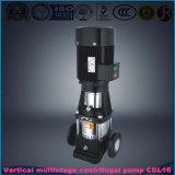 Pompe à eau centrifuge à plusieurs étages verticale Cdl Cdlf