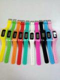 Personalizzare l'orologio del contatore di caloria del pedometro di marchio
