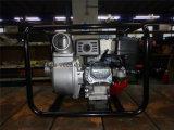 Motor de gasolina bomba de agua, bomba de agua de 3 pulgadas 168f, WP30