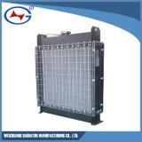 Wp2.5D26e2-1 물 냉각 방열기 발전기 방열기 구리 코어 방열기 Genset 방열기