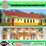 Vorfabriziertes Haus mit Küche/Badezimmer/Reinigung-Raum/Dusche-Raum/Schlafzimmer