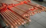 La tige de mise à la terre en cuivre Non-Threaded la tige de la tige de mise à la terre de la terre