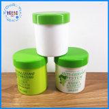 L'emballage en plastique PP de gros pot de crème cosmétique