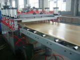 Le WPC Bois panneaux composites en plastique extrudeuse