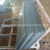 Mattonelle grige di qualità superiore del basalto di B402 Hainan per la copertura del rivestimento del pavimento della parete della piscina