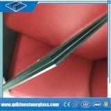 3mm bâtiment-12.38mm de sécurité le verre feuilleté Manufacture avec films PVB de couleur